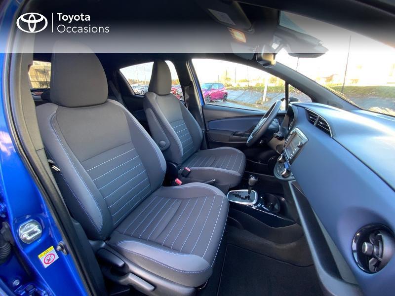 Photo 6 de l'offre de TOYOTA Yaris 100h Collection 5p RC18 à 14880€ chez Altis - Toyota Auray