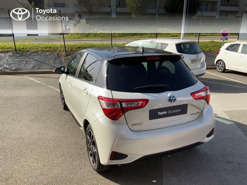 Photo 26 de l'offre de TOYOTA Yaris 100h Collection 5p à 14490€ chez Altis - Toyota Auray