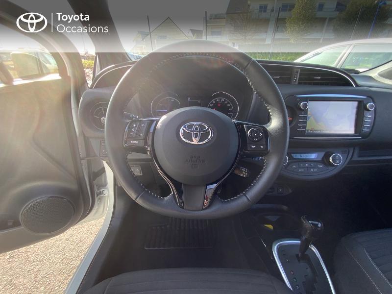 Photo 9 de l'offre de TOYOTA Yaris 100h Collection 5p à 14490€ chez Altis - Toyota Auray