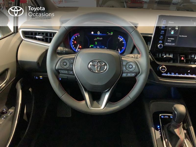 Photo 9 de l'offre de TOYOTA Corolla 122h GR Sport MY21 à 28880€ chez Altis - Toyota Auray