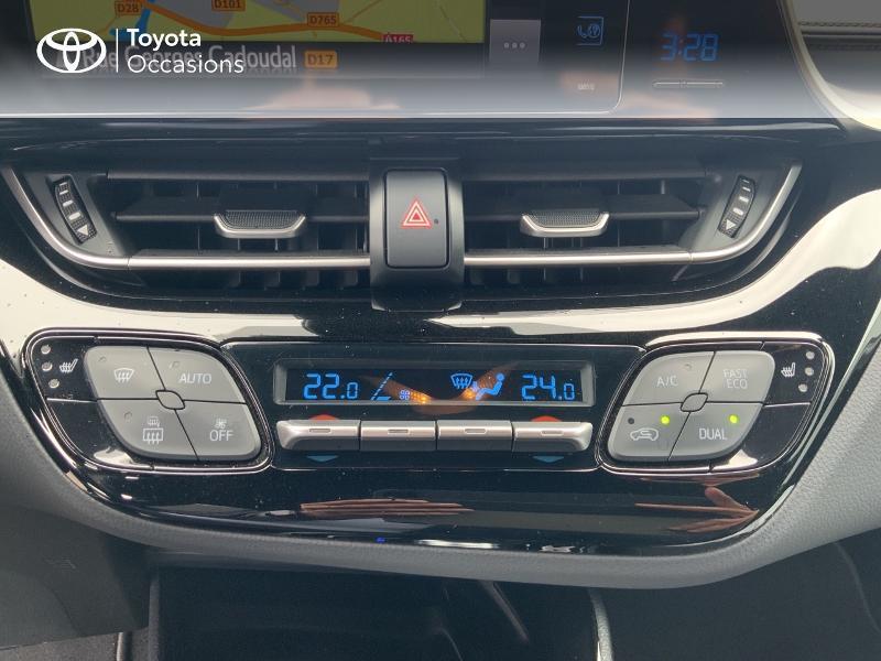 Photo 22 de l'offre de TOYOTA C-HR 122h Edition 2WD E-CVT RC18 à 21690€ chez Altis - Toyota Auray