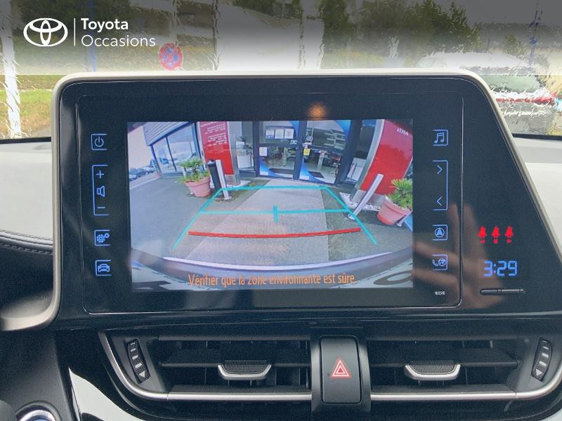 Photo 24 de l'offre de TOYOTA C-HR 122h Edition 2WD E-CVT RC18 à 21690€ chez Altis - Toyota Auray