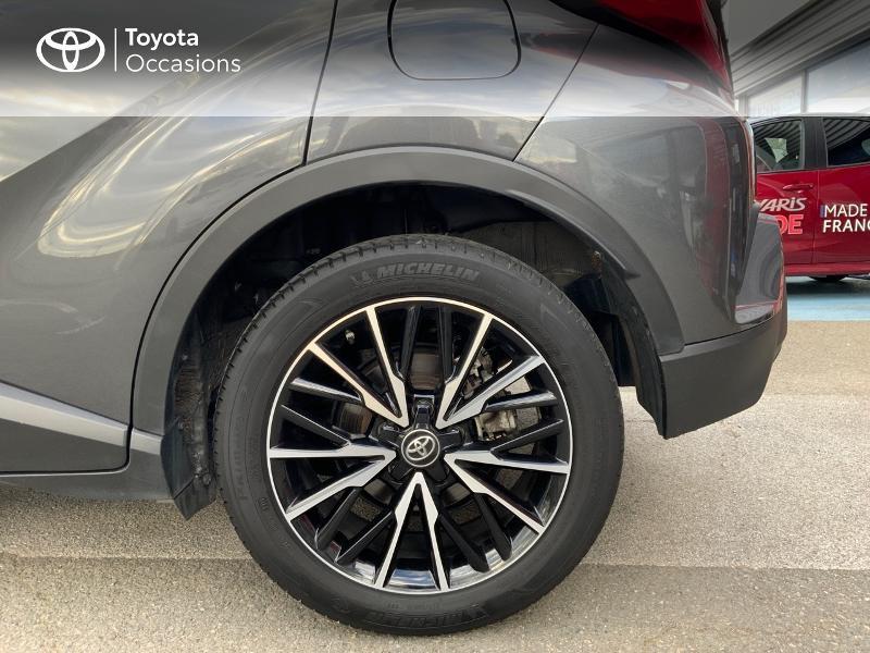 Photo 16 de l'offre de TOYOTA C-HR 122h Edition 2WD E-CVT RC18 à 19990€ chez Altis - Toyota Auray