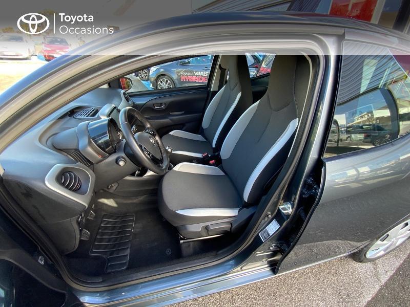 Photo 11 de l'offre de TOYOTA Aygo 1.0 VVT-i 69ch x-play 5p à 8490€ chez Altis - Toyota Auray