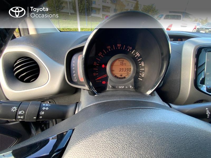 Photo 14 de l'offre de TOYOTA Aygo 1.0 VVT-i 69ch x-play 5p à 8490€ chez Altis - Toyota Auray