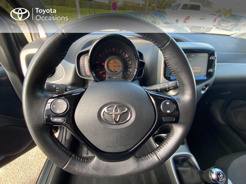 Photo 20 de l'offre de TOYOTA Aygo 1.0 VVT-i 69ch x-play 5p à 8490€ chez Altis - Toyota Auray