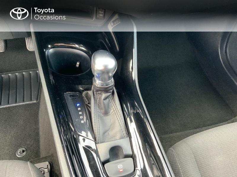 Photo 23 de l'offre de TOYOTA C-HR 122h Edition 2WD E-CVT RC18 à 19990€ chez Altis - Toyota Auray