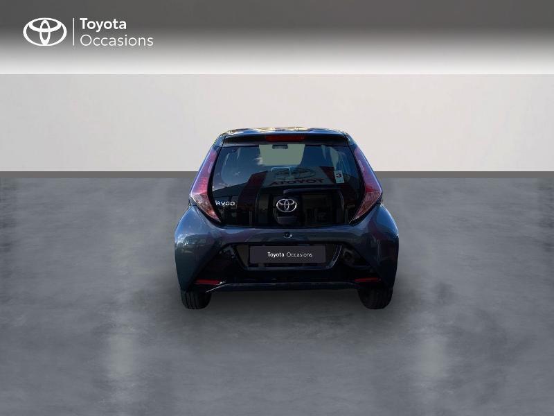 Photo 4 de l'offre de TOYOTA Aygo 1.0 VVT-i 69ch x-play 5p à 8490€ chez Altis - Toyota Auray