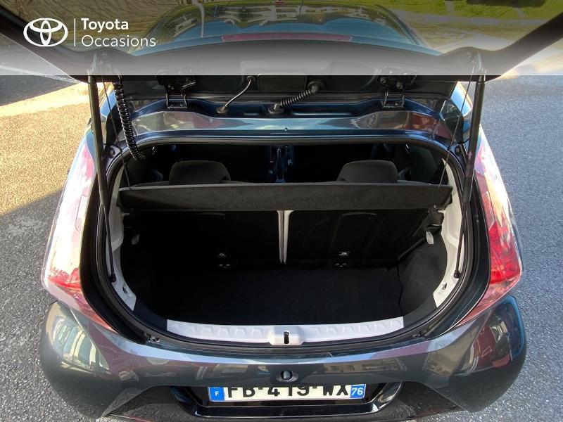 Photo 10 de l'offre de TOYOTA Aygo 1.0 VVT-i 69ch x-play 5p à 8490€ chez Altis - Toyota Auray