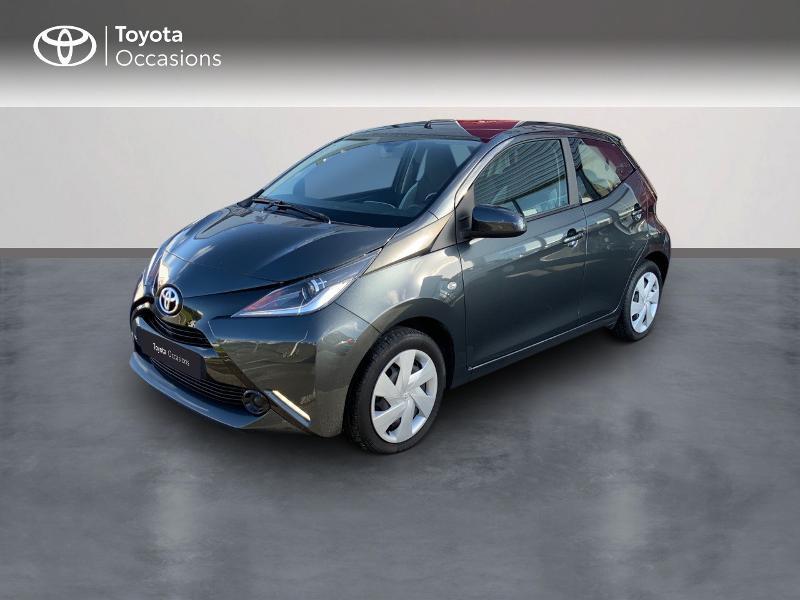 Photo 1 de l'offre de TOYOTA Aygo 1.0 VVT-i 69ch x-play 5p à 8490€ chez Altis - Toyota Auray