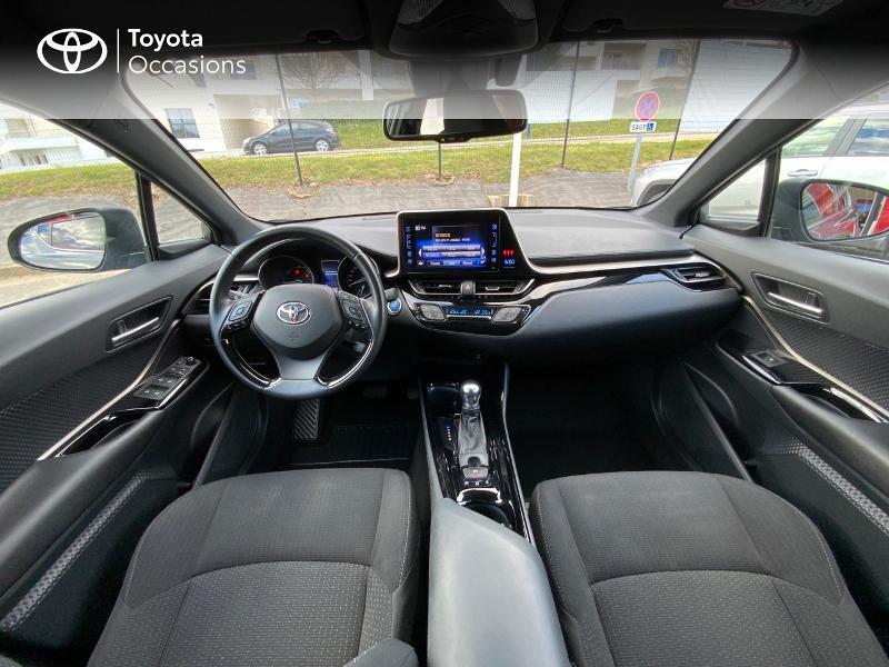 Photo 8 de l'offre de TOYOTA C-HR 122h Edition 2WD E-CVT RC18 à 19990€ chez Altis - Toyota Auray