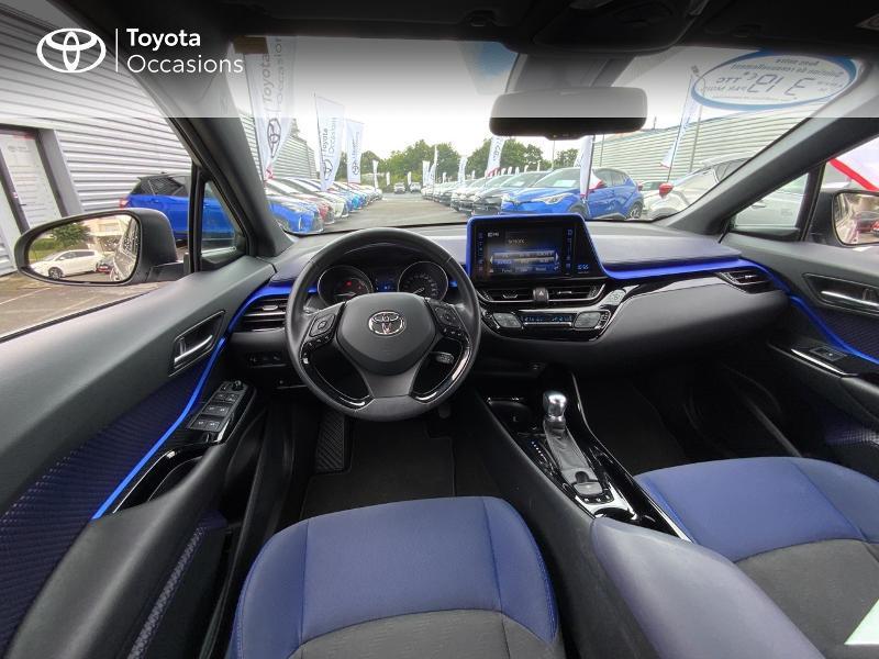 Photo 9 de l'offre de TOYOTA C-HR 122h Graphic 2WD E-CVT à 20690€ chez Altis - Toyota Auray
