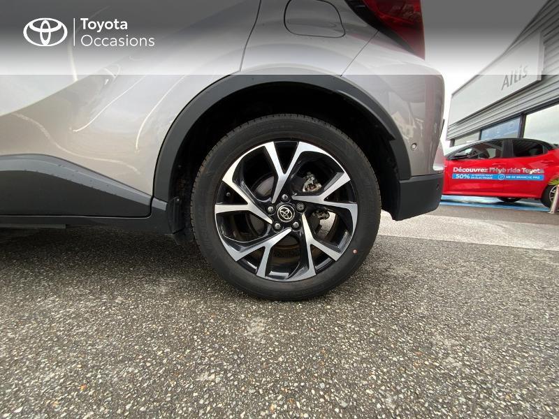 Photo 16 de l'offre de TOYOTA C-HR 122h Graphic 2WD E-CVT à 20690€ chez Altis - Toyota Auray