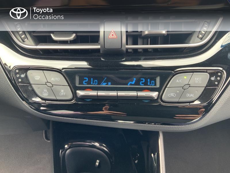 Photo 22 de l'offre de TOYOTA C-HR 122h Graphic 2WD E-CVT à 20690€ chez Altis - Toyota Auray