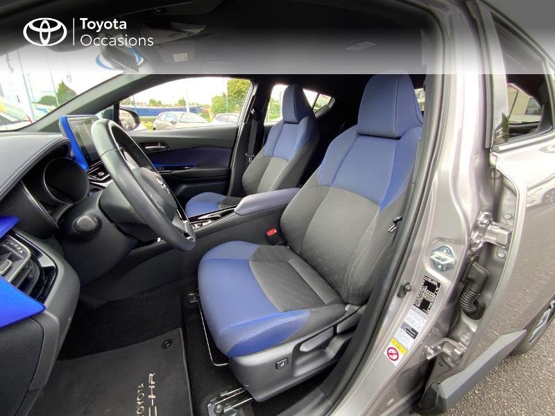 Photo 11 de l'offre de TOYOTA C-HR 122h Graphic 2WD E-CVT à 20690€ chez Altis - Toyota Auray