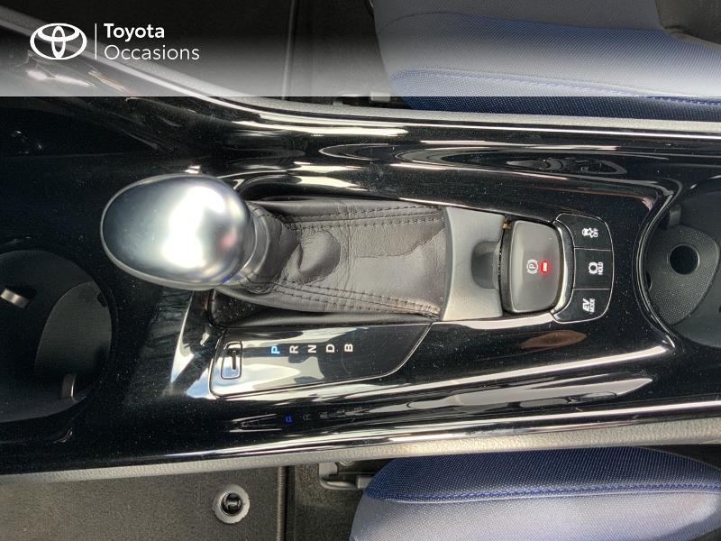 Photo 23 de l'offre de TOYOTA C-HR 122h Graphic 2WD E-CVT à 20690€ chez Altis - Toyota Auray