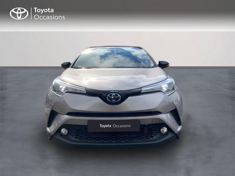 Photo 5 de l'offre de TOYOTA C-HR 122h Graphic 2WD E-CVT à 20690€ chez Altis - Toyota Auray