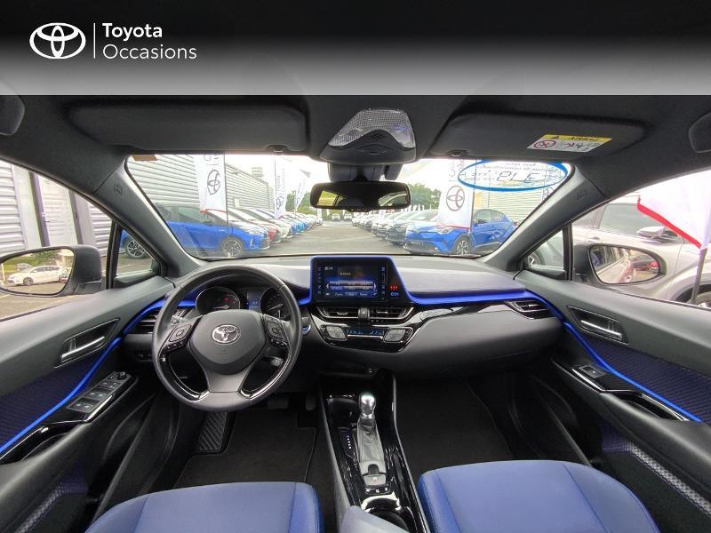Photo 8 de l'offre de TOYOTA C-HR 122h Graphic 2WD E-CVT à 20690€ chez Altis - Toyota Auray