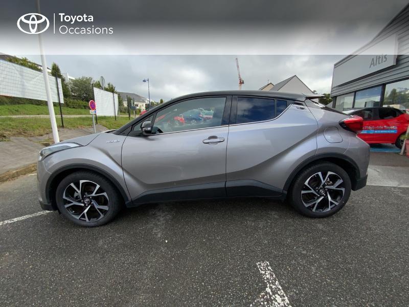 Photo 27 de l'offre de TOYOTA C-HR 122h Graphic 2WD E-CVT à 20690€ chez Altis - Toyota Auray