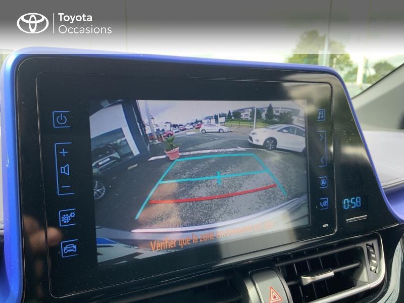 Photo 24 de l'offre de TOYOTA C-HR 122h Graphic 2WD E-CVT à 20690€ chez Altis - Toyota Auray