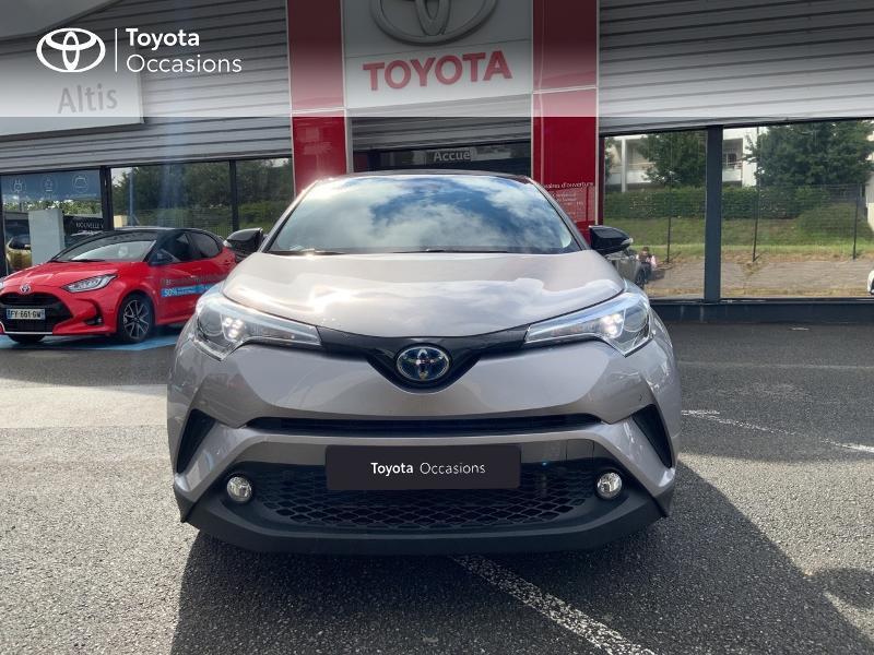 Photo 29 de l'offre de TOYOTA C-HR 122h Graphic 2WD E-CVT à 20690€ chez Altis - Toyota Auray