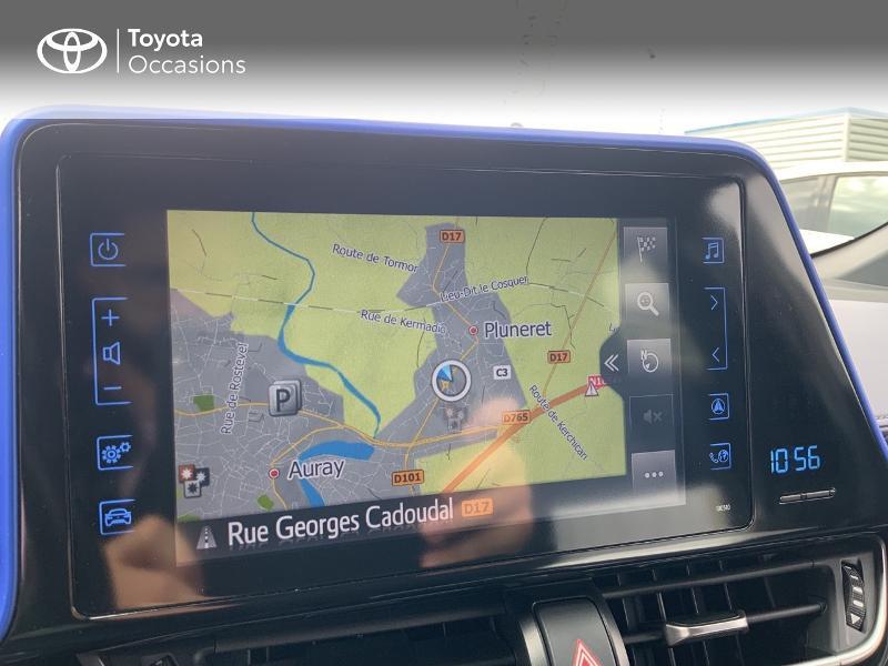 Photo 15 de l'offre de TOYOTA C-HR 122h Graphic 2WD E-CVT à 20690€ chez Altis - Toyota Auray