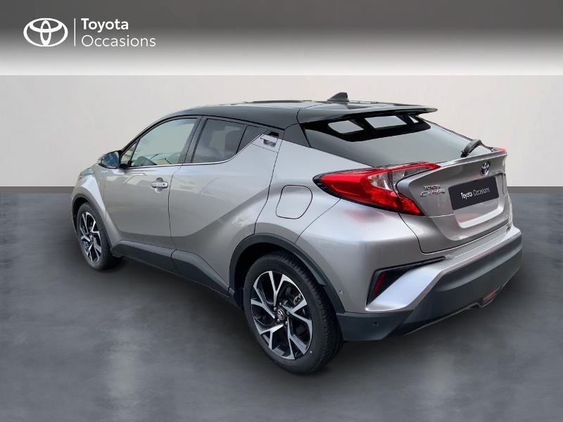 Photo 2 de l'offre de TOYOTA C-HR 122h Graphic 2WD E-CVT à 20690€ chez Altis - Toyota Auray
