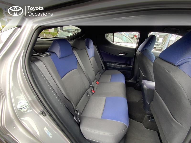 Photo 7 de l'offre de TOYOTA C-HR 122h Graphic 2WD E-CVT à 20690€ chez Altis - Toyota Auray