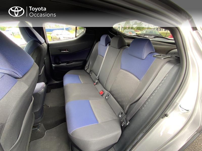 Photo 12 de l'offre de TOYOTA C-HR 122h Graphic 2WD E-CVT à 20690€ chez Altis - Toyota Auray