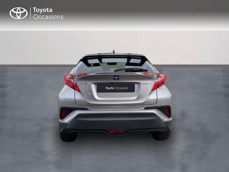 Photo 4 de l'offre de TOYOTA C-HR 122h Graphic 2WD E-CVT à 20690€ chez Altis - Toyota Auray