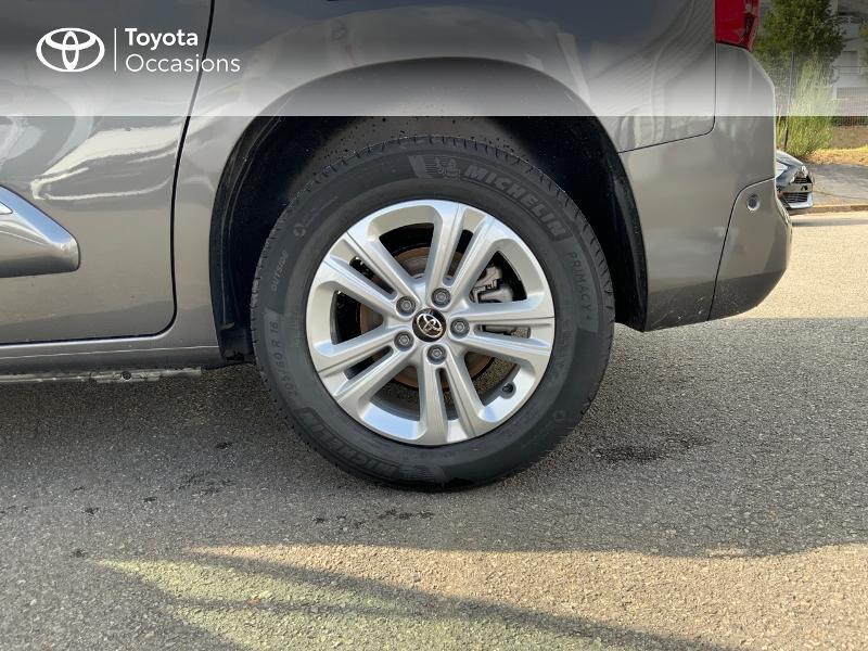 Photo 16 de l'offre de TOYOTA PROACE CITY Verso Medium 1.5 100 D-4D Executive RC21 à 28650€ chez Altis - Toyota Auray