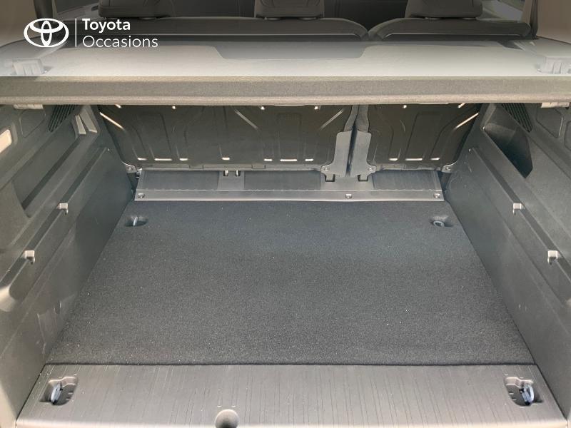 Photo 10 de l'offre de TOYOTA PROACE CITY Verso Medium 1.5 100 D-4D Executive RC21 à 28650€ chez Altis - Toyota Auray