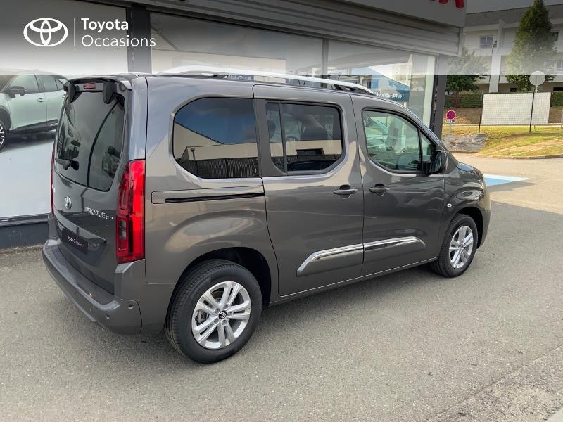 Photo 18 de l'offre de TOYOTA PROACE CITY Verso Medium 1.5 100 D-4D Executive RC21 à 28650€ chez Altis - Toyota Auray