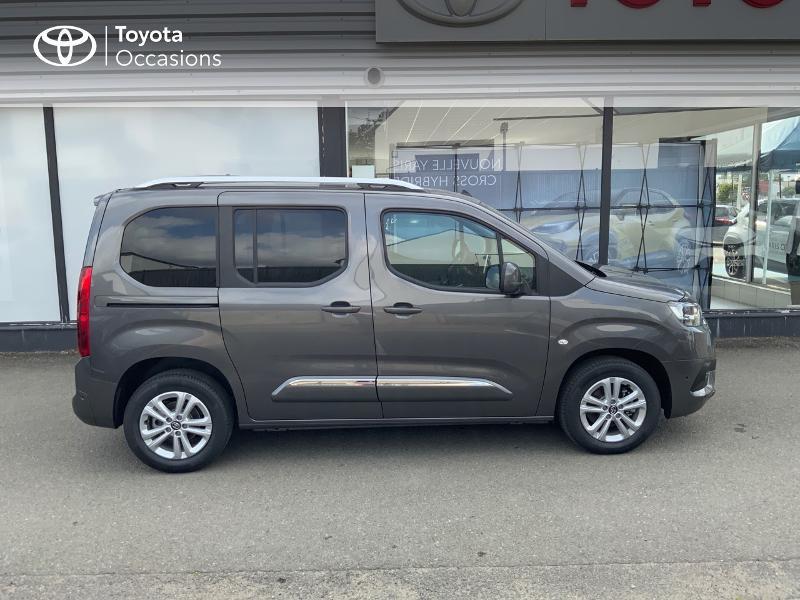 Photo 17 de l'offre de TOYOTA PROACE CITY Verso Medium 1.5 100 D-4D Executive RC21 à 28650€ chez Altis - Toyota Auray