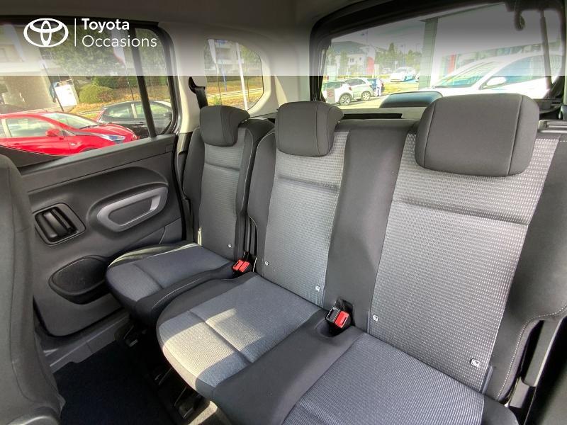 Photo 12 de l'offre de TOYOTA PROACE CITY Verso Medium 1.5 100 D-4D Executive RC21 à 28650€ chez Altis - Toyota Auray