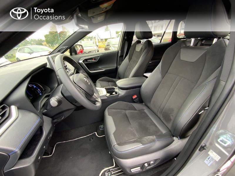 Photo 11 de l'offre de TOYOTA RAV4 Hybride 218ch Collection 2WD MY21 à 43090€ chez Altis - Toyota Auray