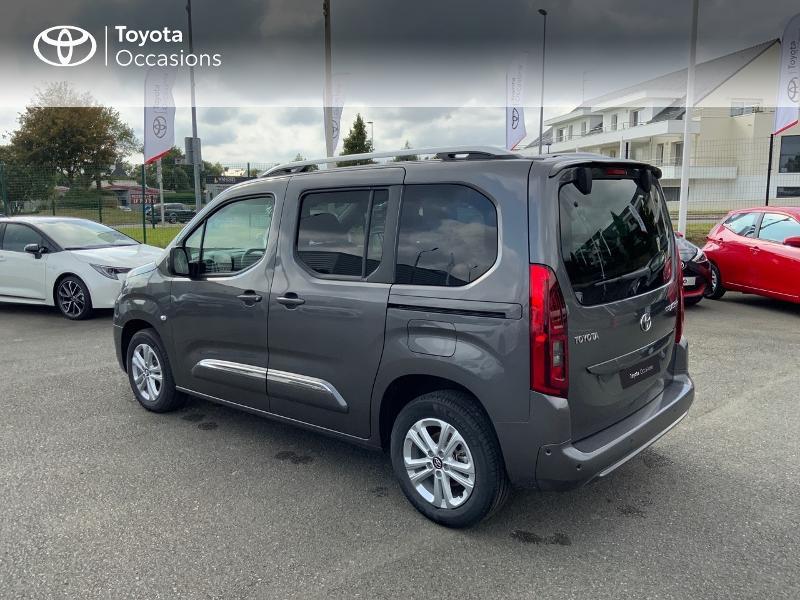 Photo 26 de l'offre de TOYOTA PROACE CITY Verso Medium 1.5 100 D-4D Executive RC21 à 28650€ chez Altis - Toyota Auray