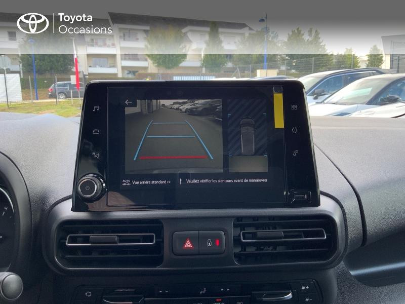 Photo 24 de l'offre de TOYOTA PROACE CITY Verso Medium 1.5 100 D-4D Executive RC21 à 28650€ chez Altis - Toyota Auray