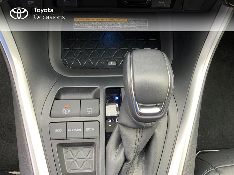 Photo 23 de l'offre de TOYOTA RAV4 Hybride 218ch Collection 2WD MY21 à 43090€ chez Altis - Toyota Auray