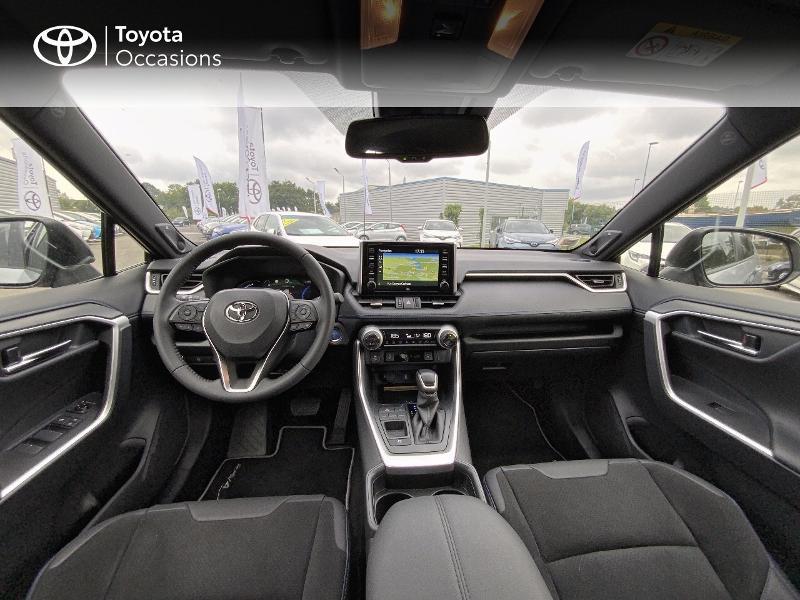 Photo 8 de l'offre de TOYOTA RAV4 Hybride 218ch Collection 2WD MY21 à 43090€ chez Altis - Toyota Auray