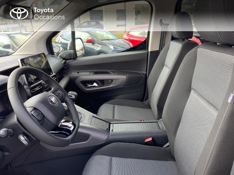 Photo 11 de l'offre de TOYOTA PROACE CITY Verso Medium 1.5 100 D-4D Executive RC21 à 28650€ chez Altis - Toyota Auray