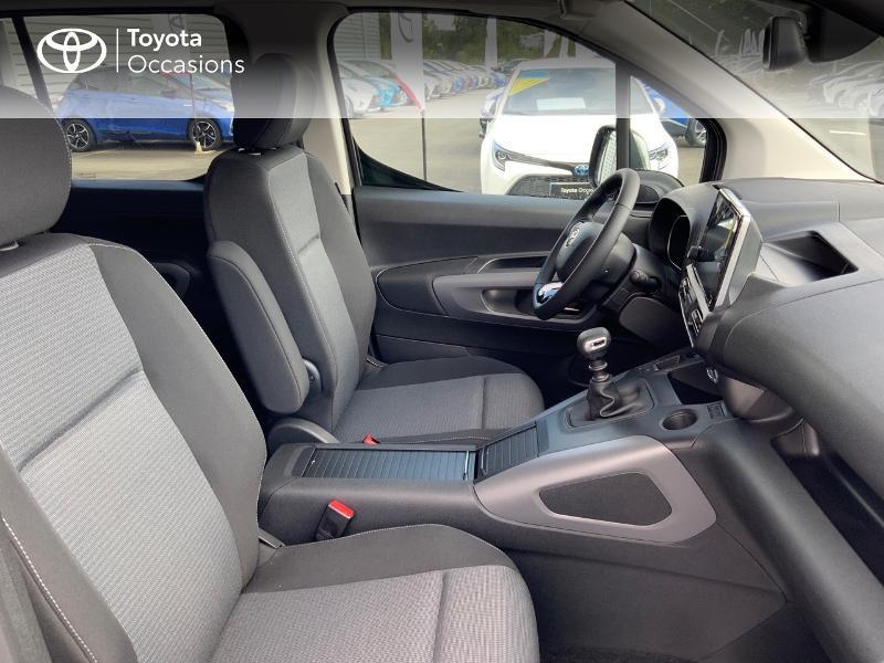 Photo 6 de l'offre de TOYOTA PROACE CITY Verso Medium 1.5 100 D-4D Executive RC21 à 28650€ chez Altis - Toyota Auray