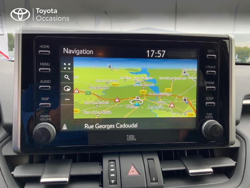 Photo 15 de l'offre de TOYOTA RAV4 Hybride 218ch Collection 2WD MY21 à 43090€ chez Altis - Toyota Auray