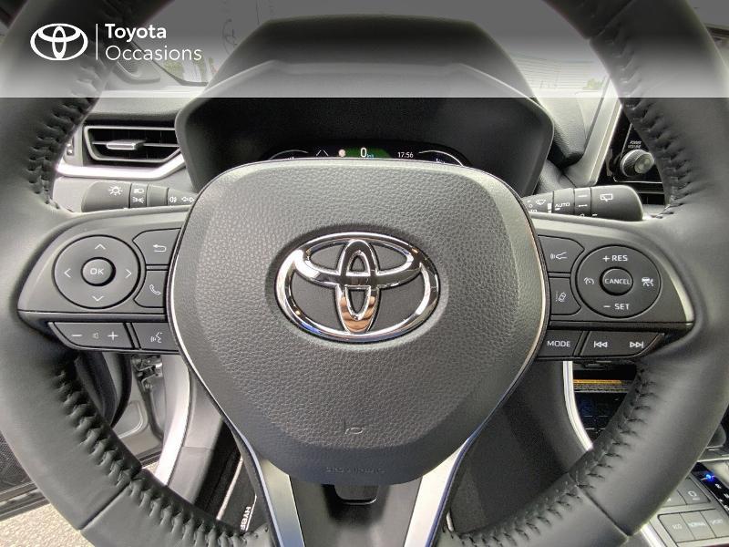 Photo 13 de l'offre de TOYOTA RAV4 Hybride 218ch Collection 2WD MY21 à 43090€ chez Altis - Toyota Auray