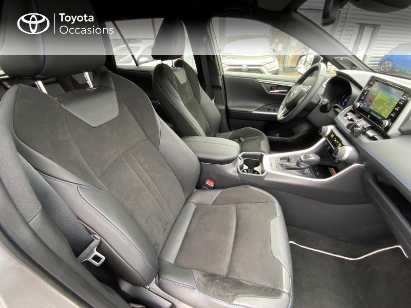 Photo 6 de l'offre de TOYOTA RAV4 Hybride 218ch Collection 2WD MY21 à 43090€ chez Altis - Toyota Auray