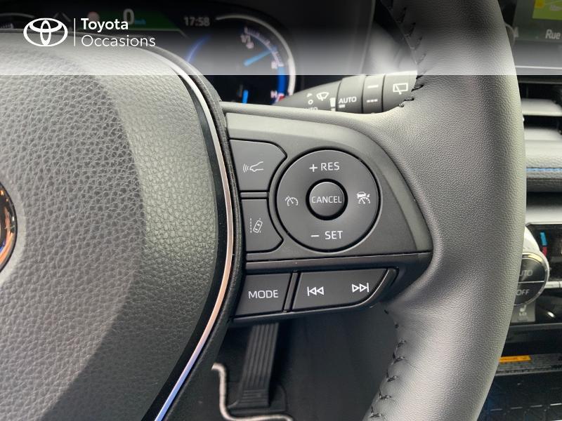 Photo 20 de l'offre de TOYOTA RAV4 Hybride 218ch Collection 2WD MY21 à 43090€ chez Altis - Toyota Auray