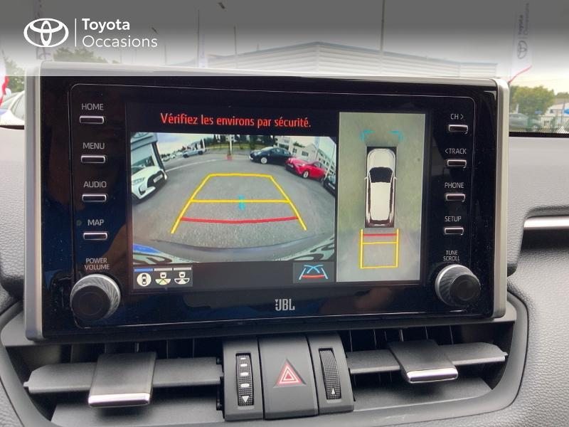 Photo 24 de l'offre de TOYOTA RAV4 Hybride 218ch Collection 2WD MY21 à 43090€ chez Altis - Toyota Auray