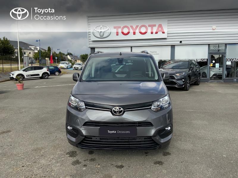Photo 29 de l'offre de TOYOTA PROACE CITY Verso Medium 1.5 100 D-4D Executive RC21 à 28650€ chez Altis - Toyota Auray