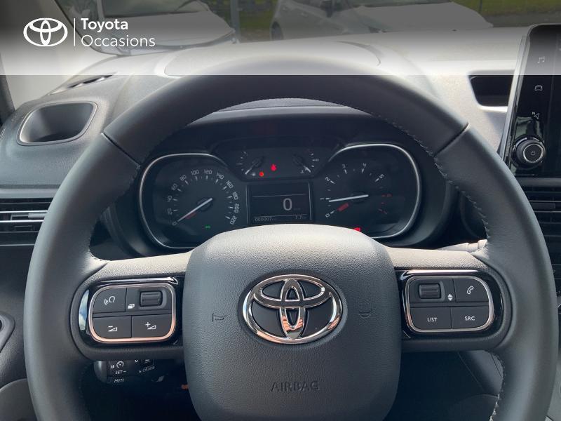 Photo 13 de l'offre de TOYOTA PROACE CITY Verso Medium 1.5 100 D-4D Executive RC21 à 28650€ chez Altis - Toyota Auray