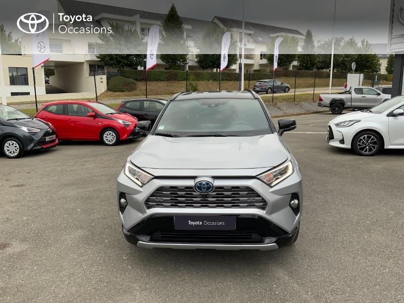 Photo 29 de l'offre de TOYOTA RAV4 Hybride 218ch Collection 2WD MY21 à 43090€ chez Altis - Toyota Auray